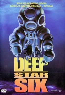 deep star six poster