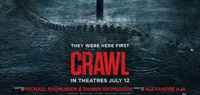 Crawl water monsters horror movies